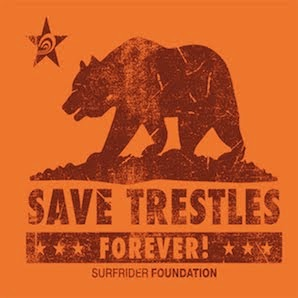 TRESTLES SAVED AGAIN!
