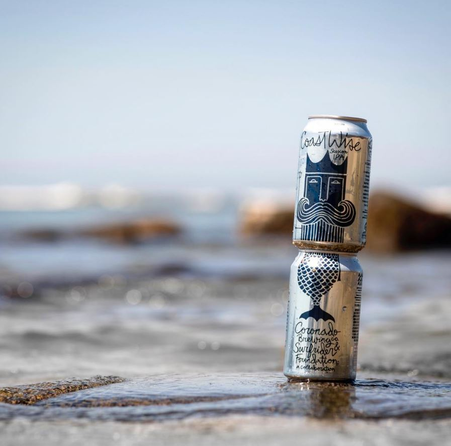 Surfrider's New Beer Helps Protect the Coast as Much as Any Beer Can